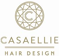 Casaellie Hair Design Logo